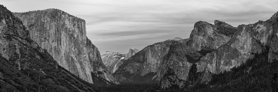 Photograph of Tunnel View 4