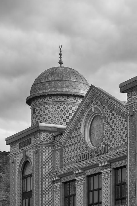 Photograph of Turkish Mosque 2