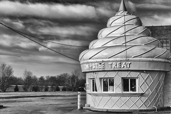 Twistee Drive In Livingston Livingston - Illinois