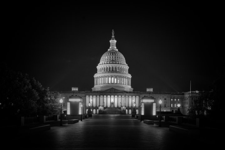 Photograph of United States Capitol 3