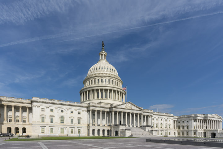 Photograph of United States Capitol 4