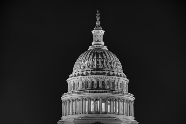 Photograph of United States Capitol 5