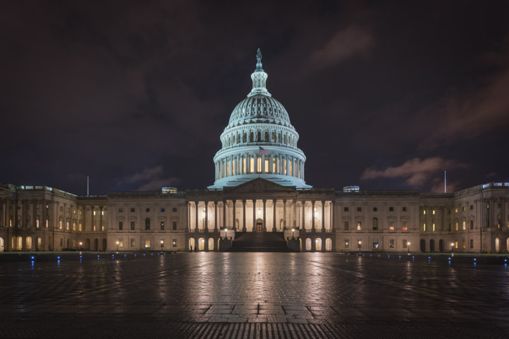 Photograph of United States Capitol 6
