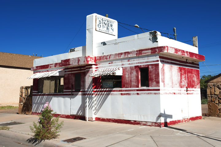 Photograph of Valentine Diner - Route 66