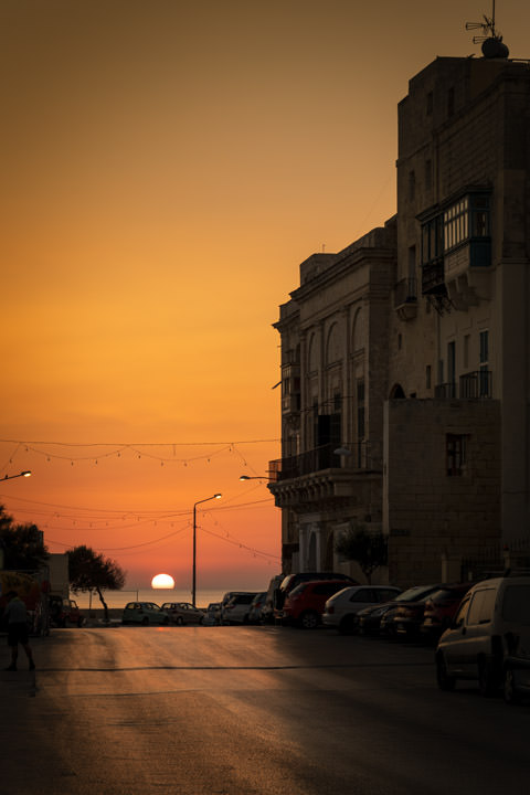 Valletta Sunrise 1
