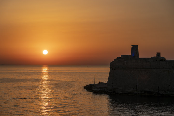 Valletta Sunrise 2