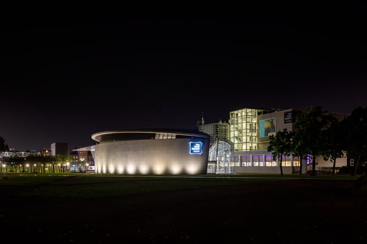 Photograph of Van Gogh Museum 1