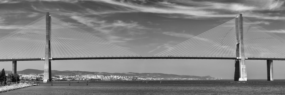 Vasco de Gama Bridge Lisbon 2