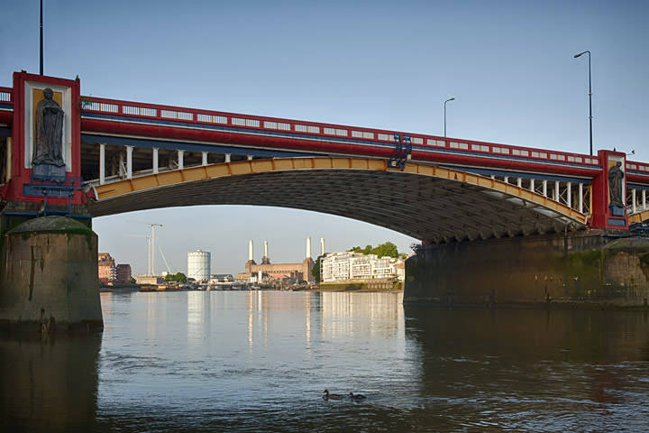 Photograph of Vauxhall Bridge 6