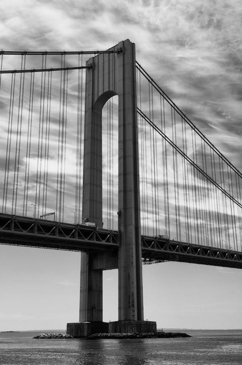 Verazzano Narrows Bridge 1