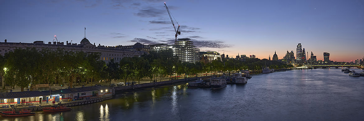 Photograph of Victoria Embankment 4