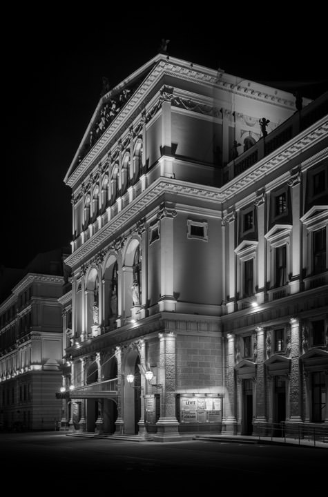 Photograph of Vienna Concert Hall 2