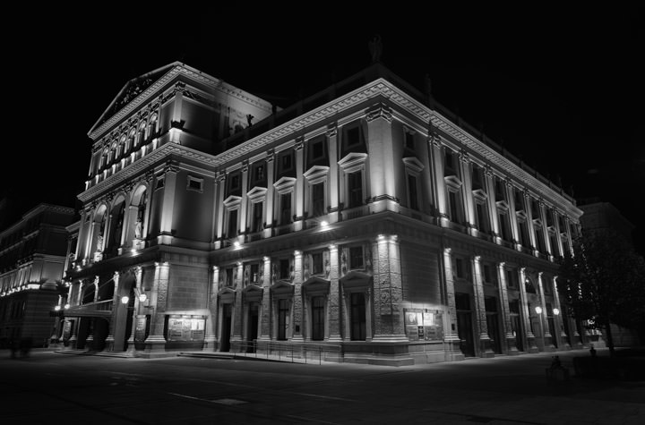 Photograph of Vienna Concert Hall 3