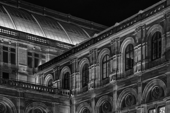 Photograph of Vienna Opera House 6