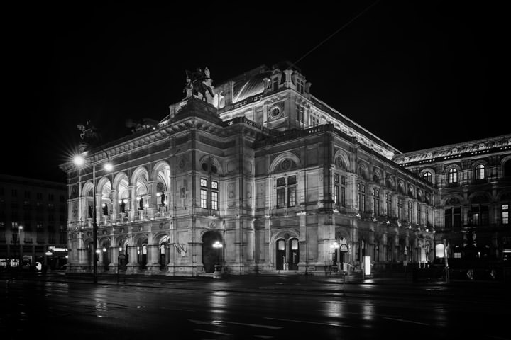 Photograph of Vienna Opera House 7