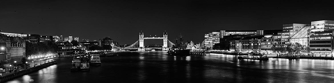 Photograph of View from London Bridge 2