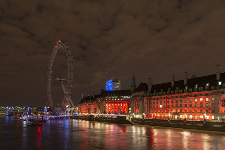 Photograph of View from Westminster Bridge 15
