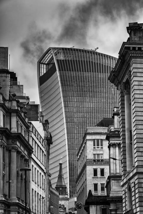 Walkie Talkie Building 13