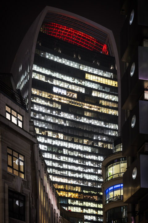 Walkie Talkie Building 15