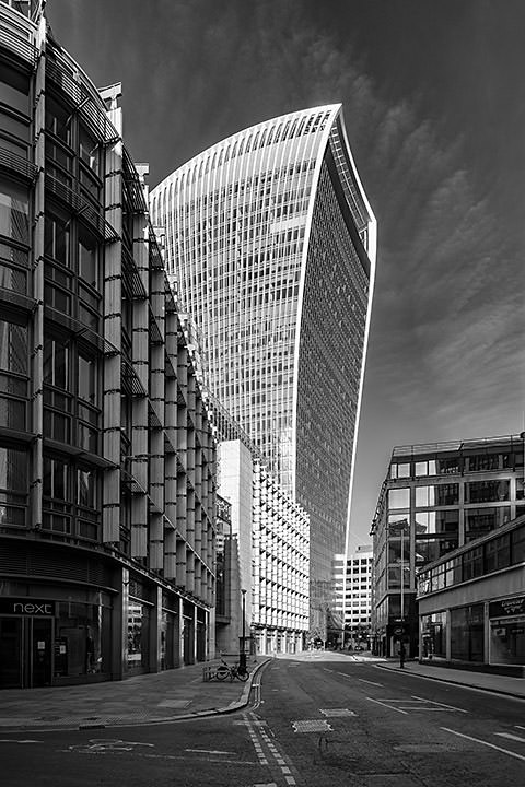 Walkie Talkie Building 16