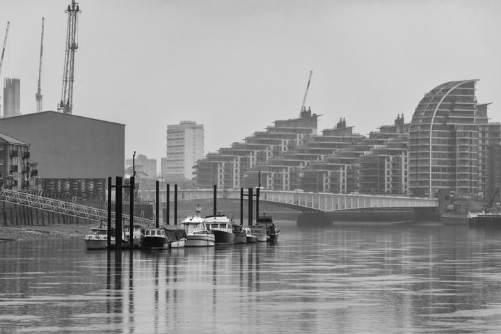 Photograph of Wandsworth Bridge 6