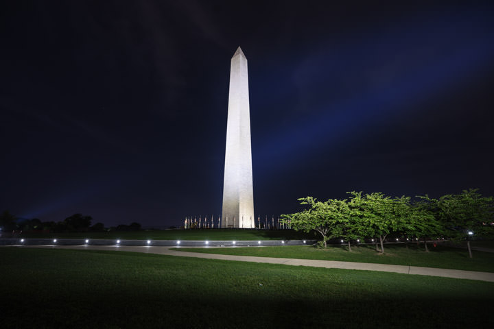 Photograph of Washington Monument 1
