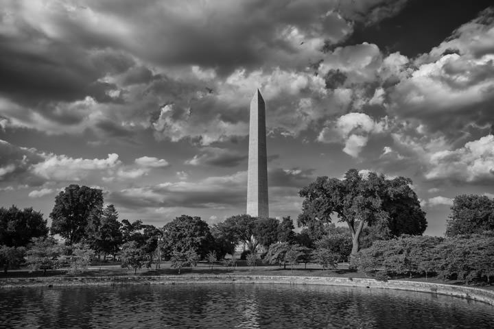 Photograph of Washington Monument 2