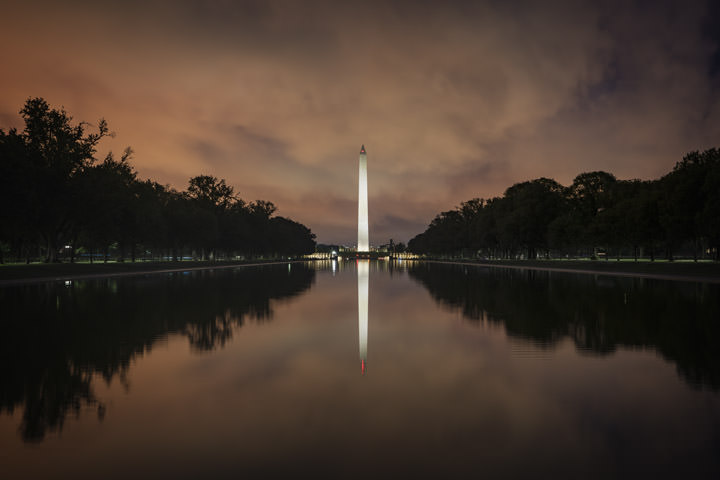 Photograph of Washington Monument 4