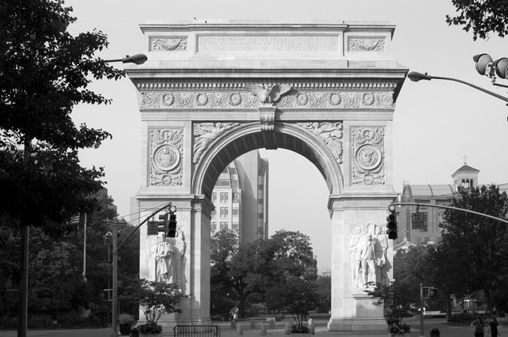 Photograph of Washington Square 5