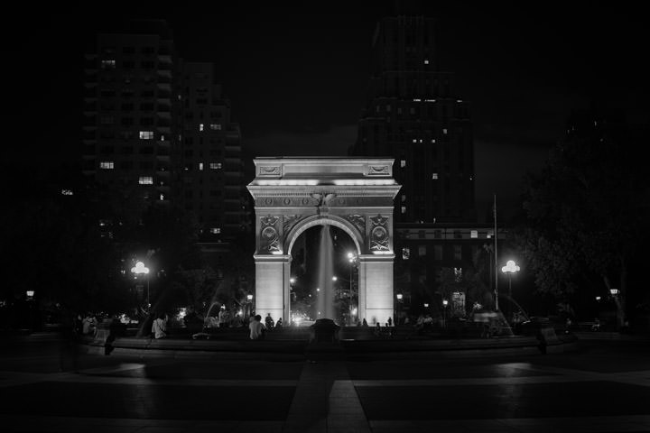 Photograph of Washington Square 6