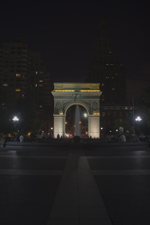 Photograph of Washington Square 7