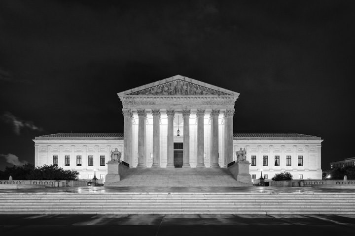 Photograph of Washington Supreme Court 1