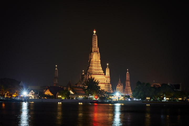 Photograph of Wat Arun 1