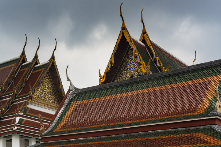 Photograph of Wat Ratchanatdaram 2