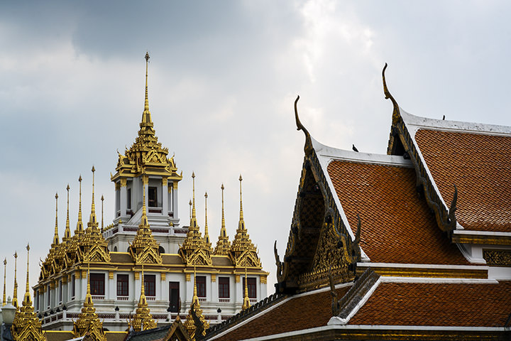 Photograph of Wat Ratchanatdaram 3