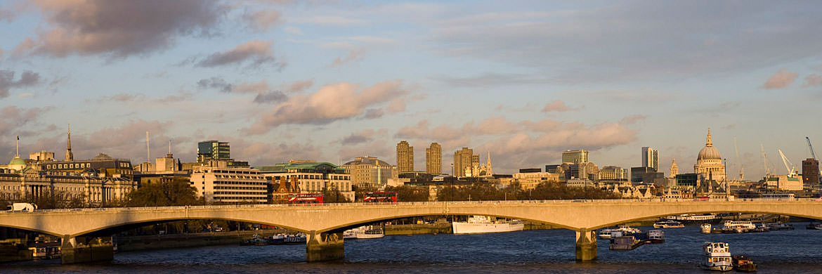 Photograph of Waterloo Bridge 7