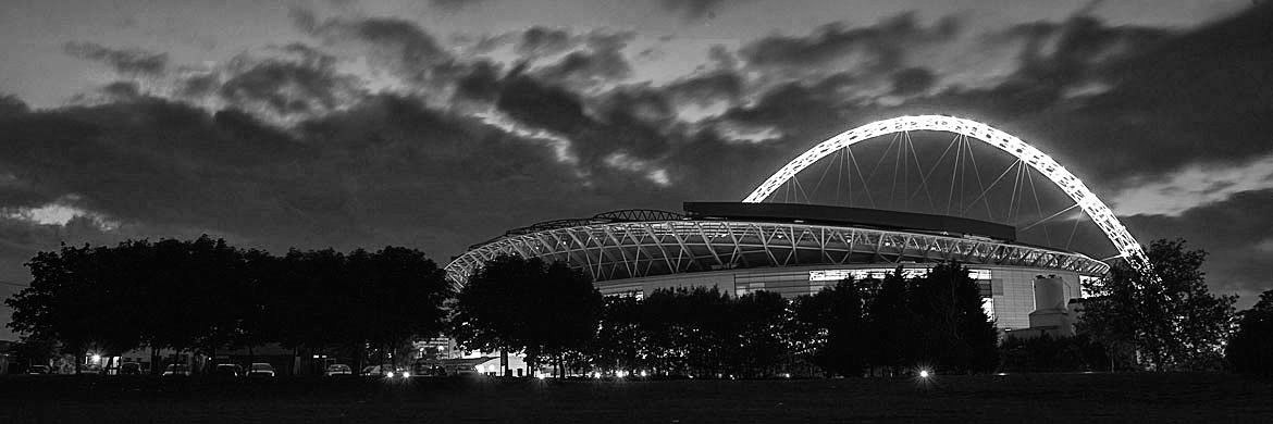 Photograph of Wembley Stadium 2