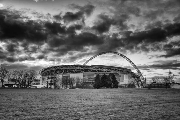 Photograph of Wembley Stadium 5