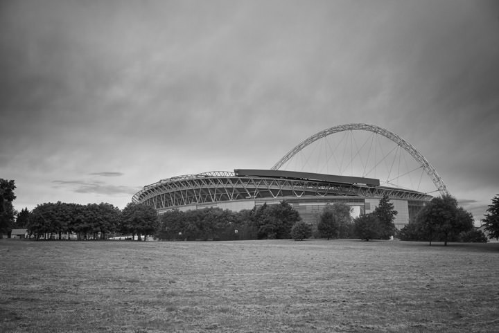Photograph of Wembley Stadium 6