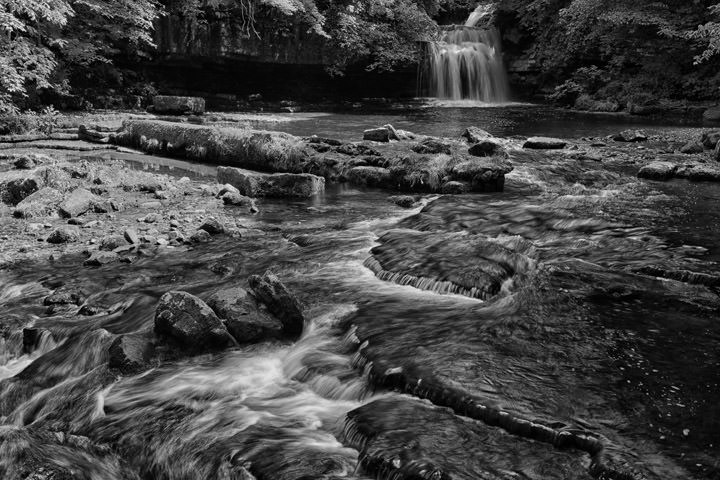 Photograph of West Burton Waterfalls 4