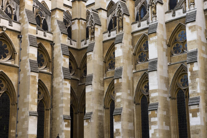 Photograph of Westminster Abbey 1