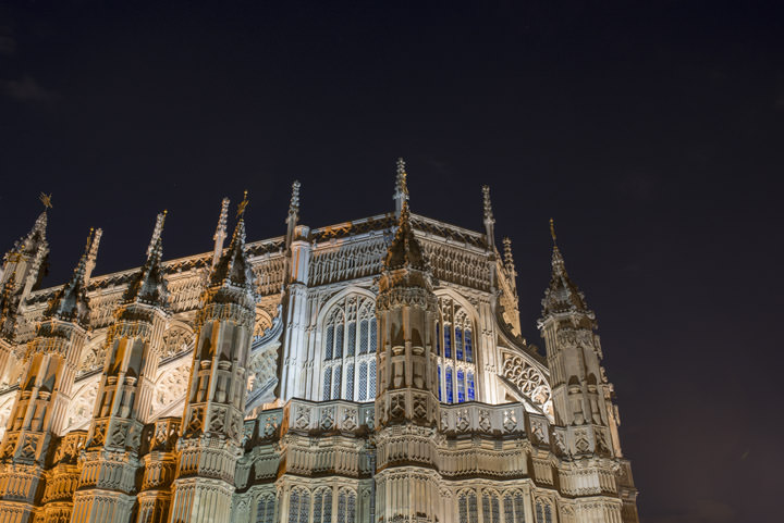 Photograph of Westminster Abbey 11