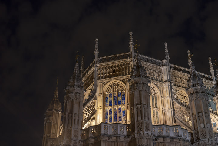 Photograph of Westminster Abbey 14