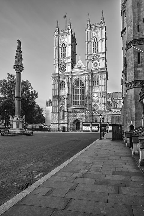 Photograph of Westminster Abbey 15