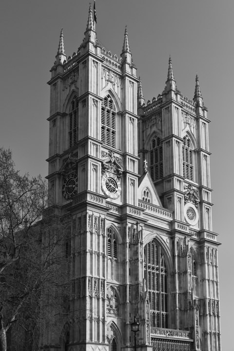 Photograph of Westminster Abbey 2