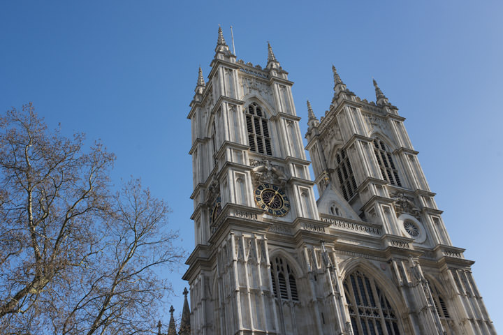 Photograph of Westminster Abbey 22