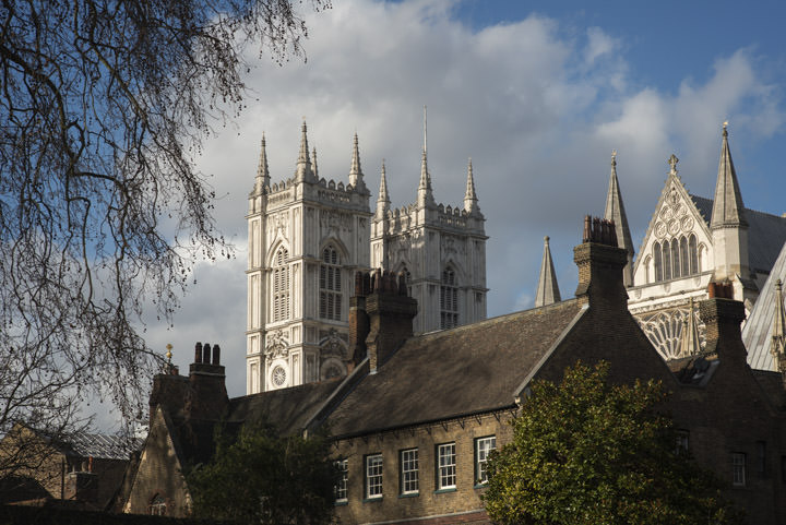 Photograph of Westminster Abbey 24