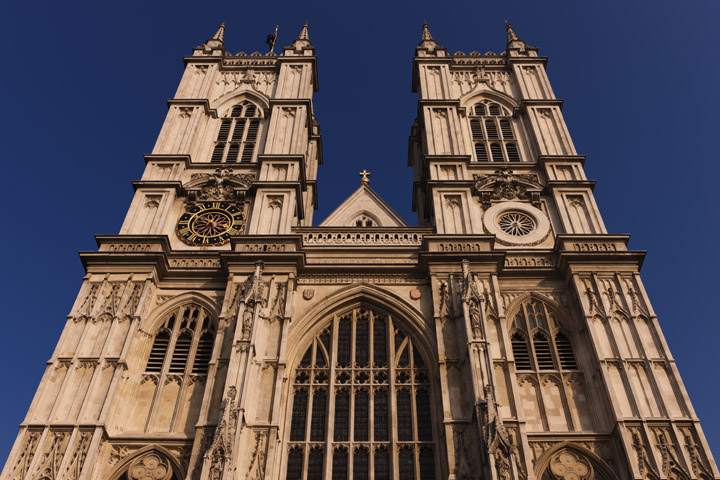 Photograph of Westminster Abbey 4