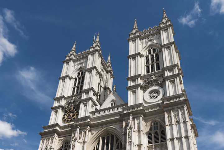 Photograph of Westminster Abbey 8