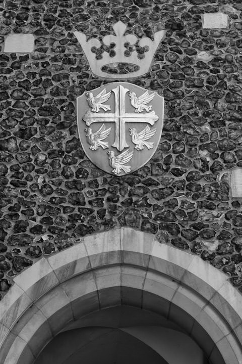 Photograph of Westminster Abbey Detail 11